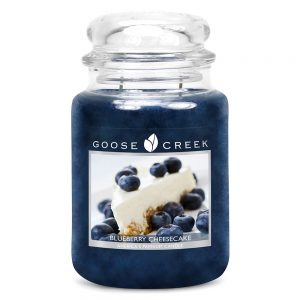 Goose Creek Blueberry Cheesecake