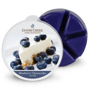 Goose Creek Blueberry Cheesecake Wax Melts