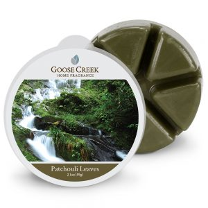 Goose Creek Patchouli Leaves Wax Melts