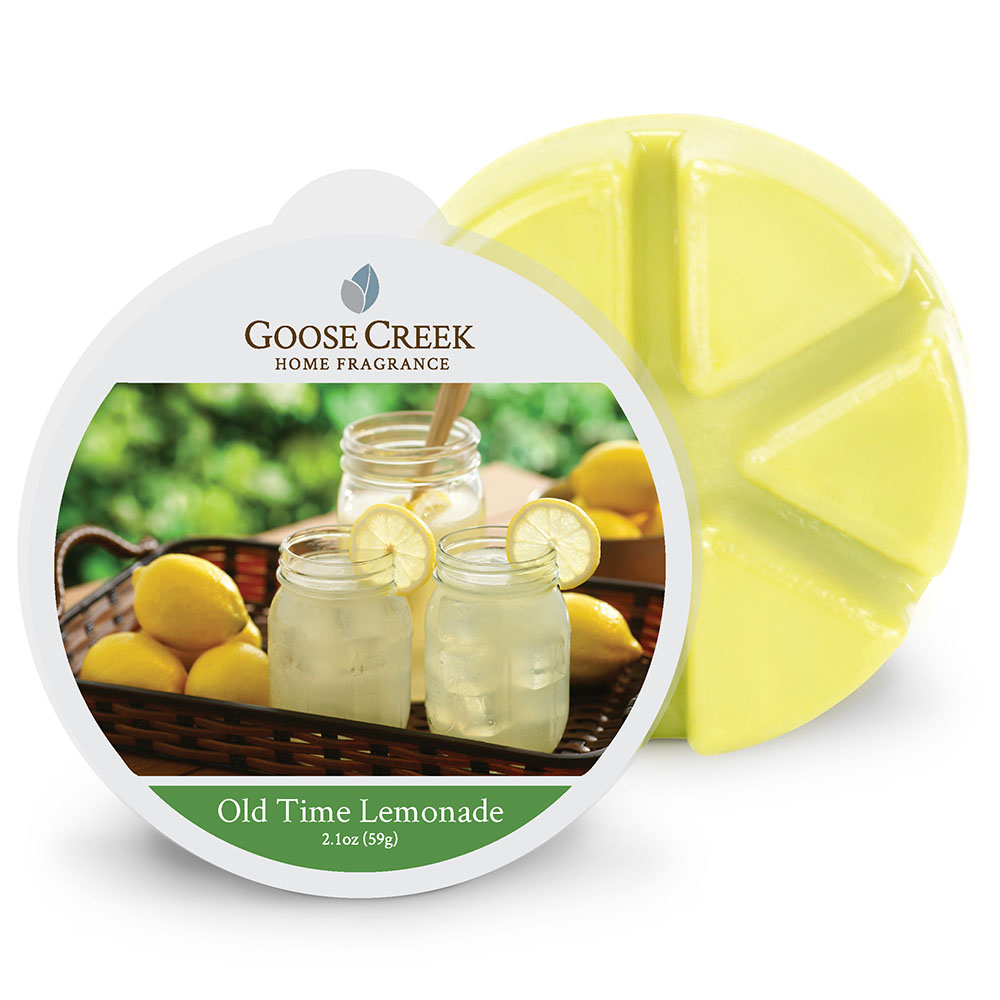 Goose Creek Old Time Lemonade Wax Melts