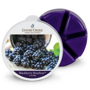 Goose Creek Blackberry Bourbon Wax Melts