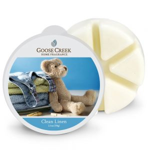 Goose Creek Clean Linen Wax Melts