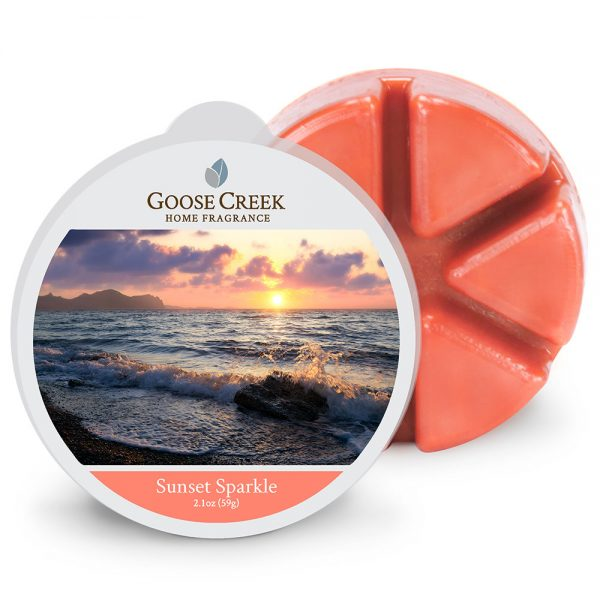 Goose Creek Sunset Sparkle Wax Melts