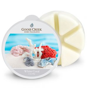 Goose Creek White Coral Wax Melts