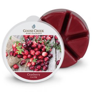 Goose Creek Cranberry Wax Melts