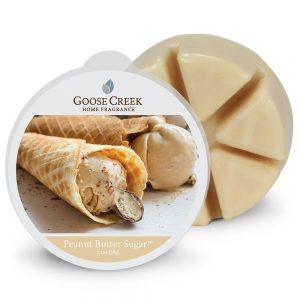 Goose Creek Peanut Butter Sugar Wax Melts