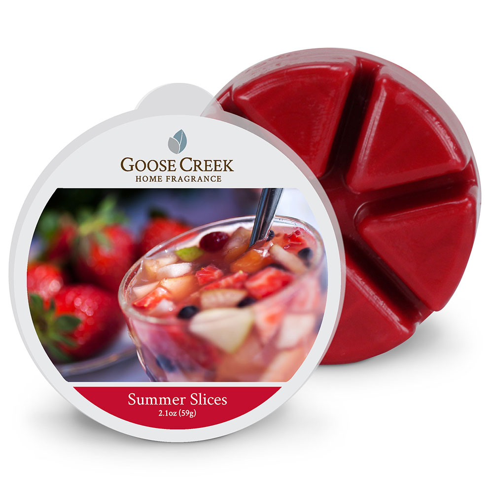 Goose Creek Summer Slices Wax Melts