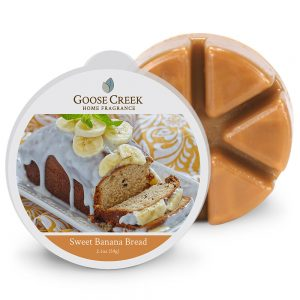 Goose Creek Sweet Banana Bread Wax Melts