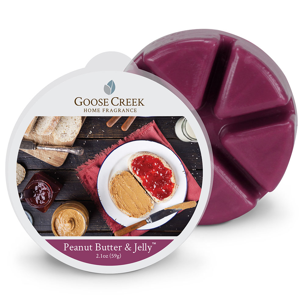 Goose Creek Peanut Butter & Jelly Wax Melts
