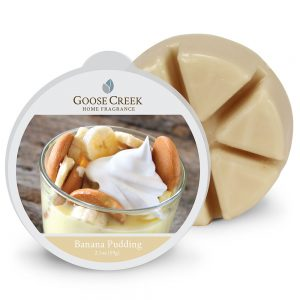 Goose Creek Banana Pudding Wax Melts