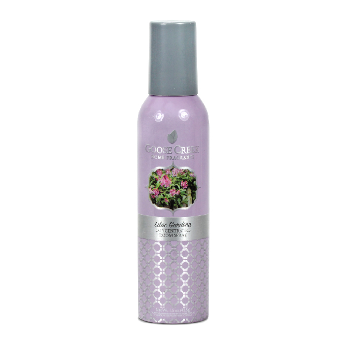 Goose Creek Garden Lilac Room Spray